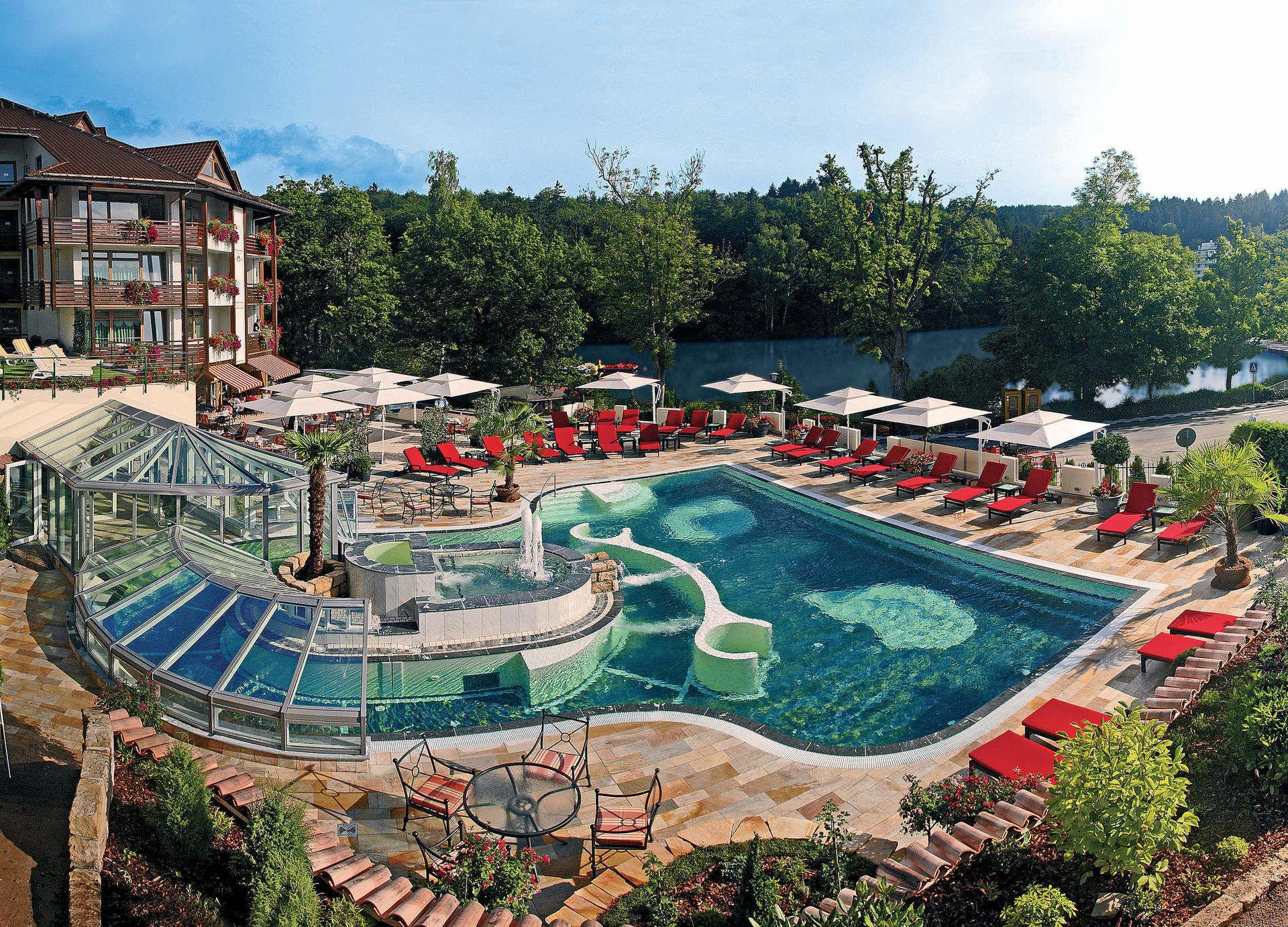 Hotel romantischer winkel im harz spa wellness resort for Design hotels deutschland mit wellness