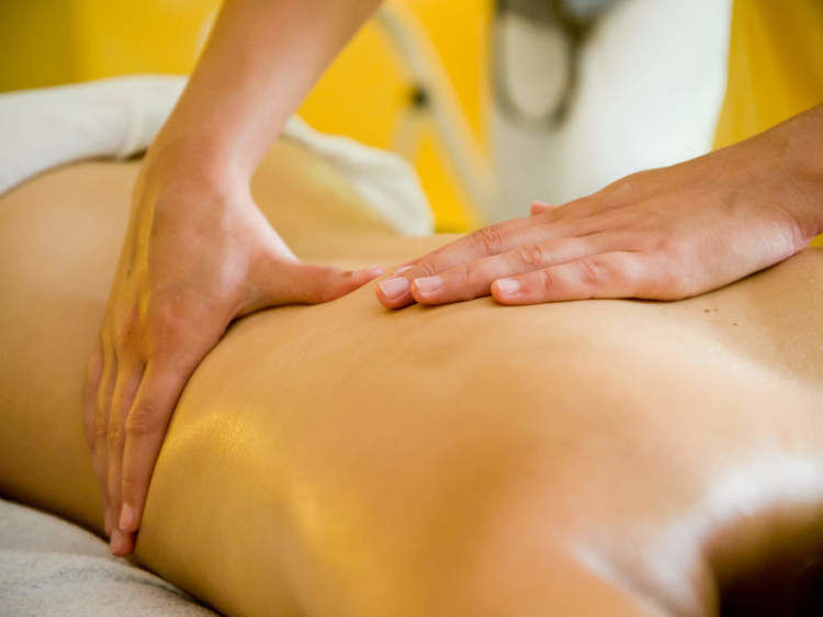 Dorn therapy and Breuss massage