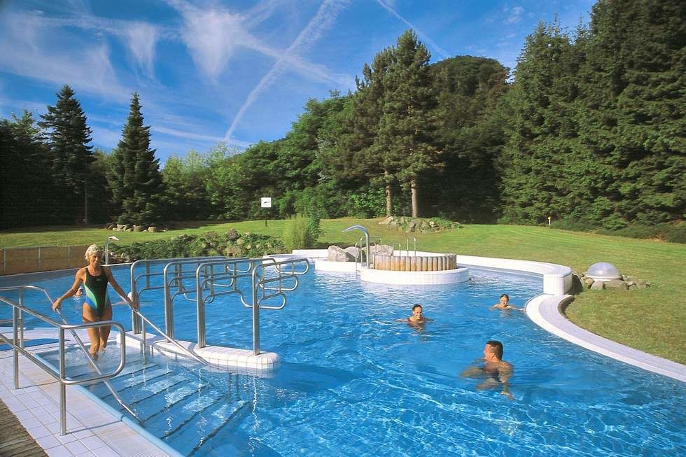 Wassersport s dharz angeln windsurfen angelsport altenau for Hotel mit schwimmbad harz
