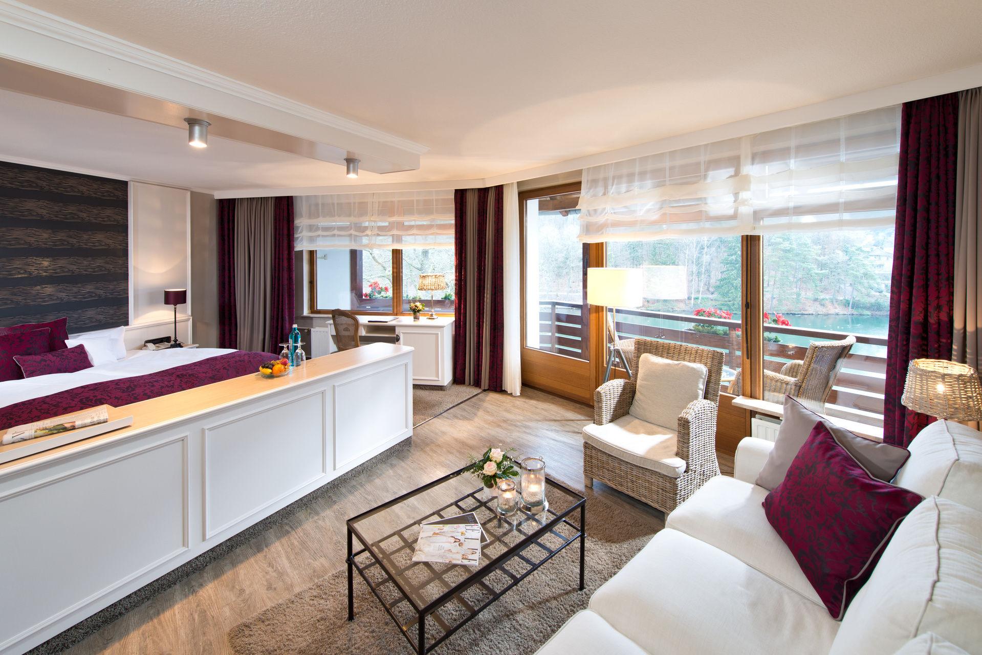 Online-Buchung - SPA & Wellness Resort Romantischer Winkel Bad ...
