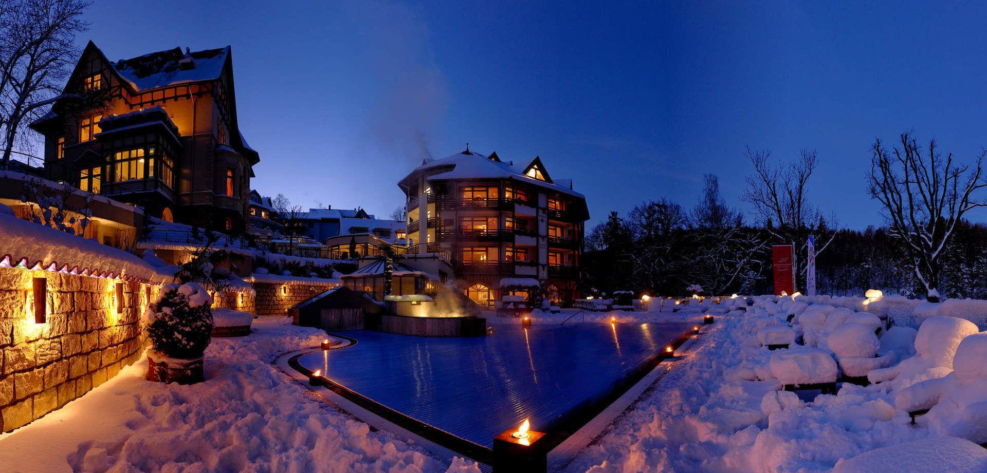 Hotel Romantischer Winkel Im Harz Spa Amp Wellness Resort