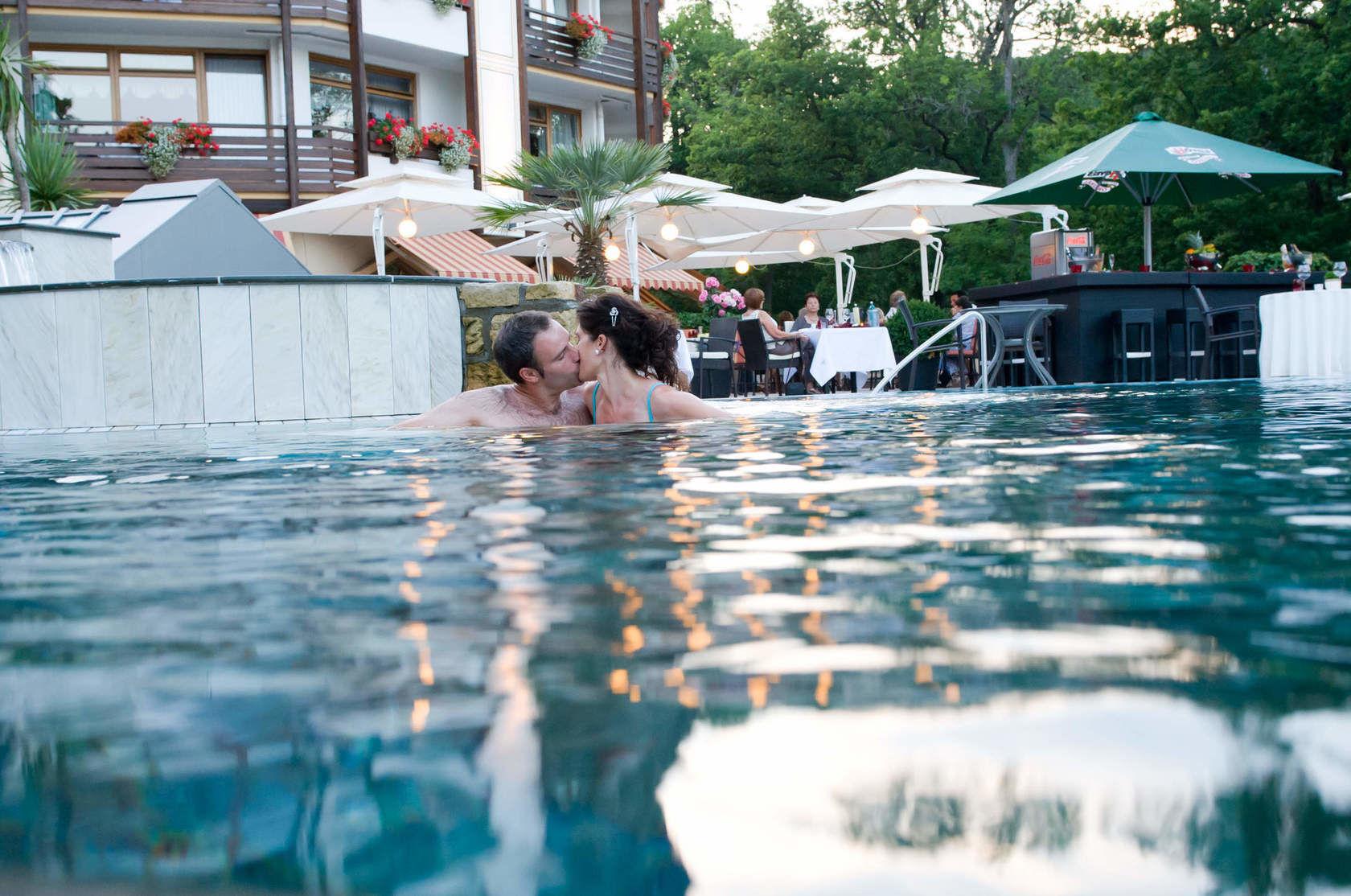 Badelandschaft Wellnesshotel Romantischer Winkel SPA & Wellness ...