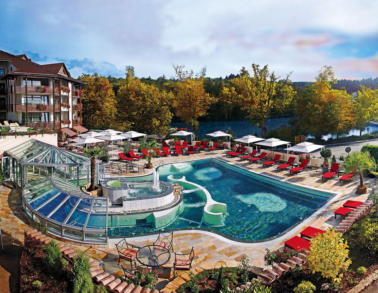 Hotel romantischer winkel im harz spa wellness resort for Designhotel harz